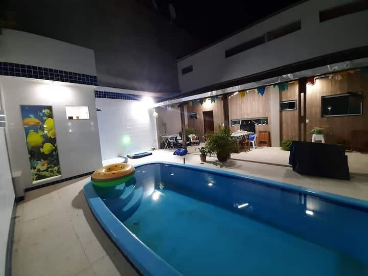 Casa Sofisticada em Caruaru-PE Bairro/Rendeiras