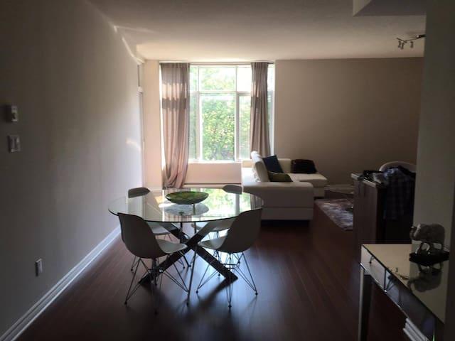 une belle maison tres confortable - Montréal - Apartment