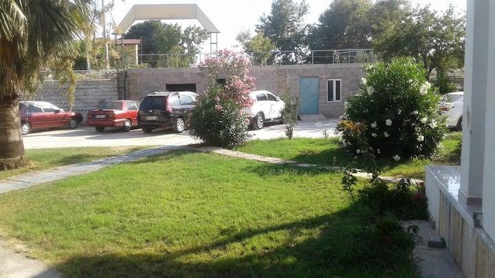 Manavgat'ta Doğayla İç İçe Full Eşyalı Dubleks