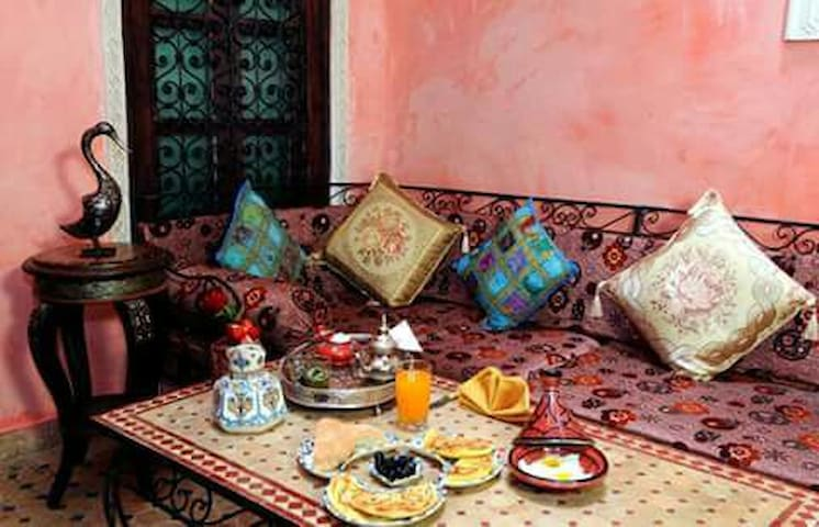 dortoir - Fes - Bed & Breakfast
