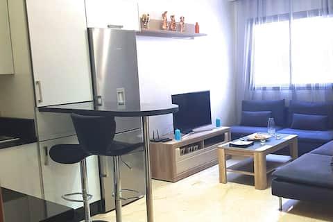 Appartement à Mohammédia standing très bien situé