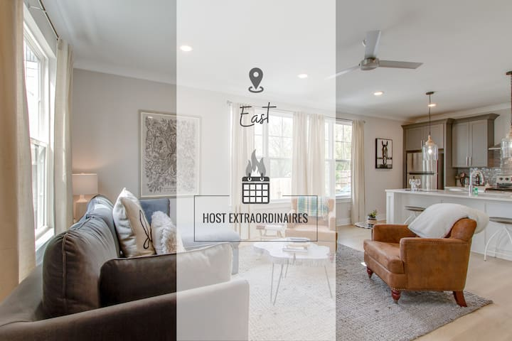 GORGEOUS TOWNHOME ★ LUXURY AMENITIES ★ EAST NASH