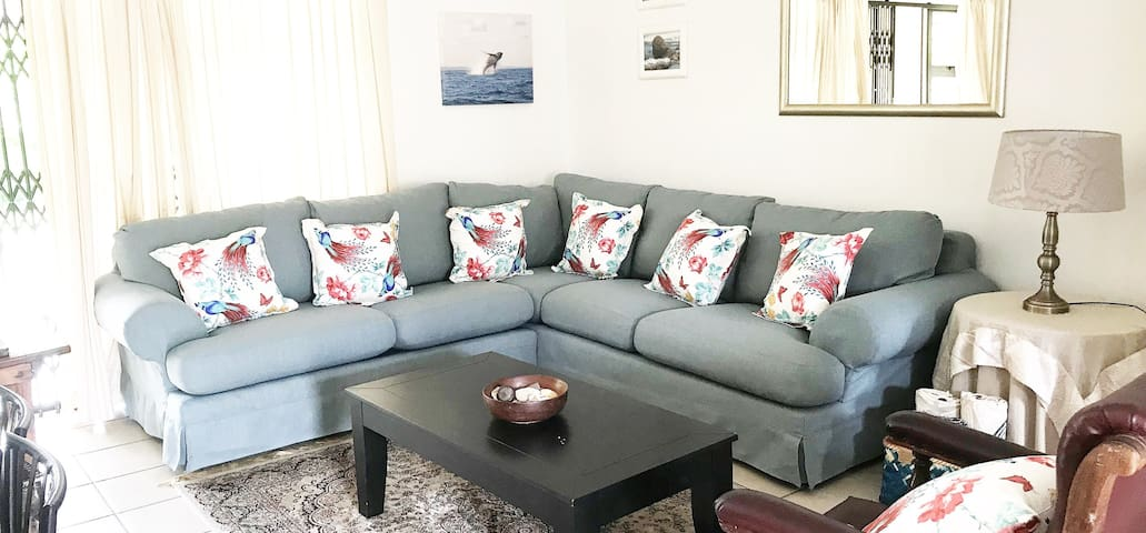 Newly refurbished lounge