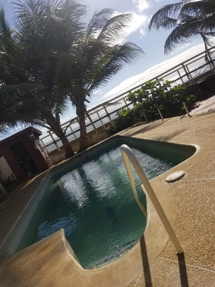 Mayaro & toco beachfront houses with pool