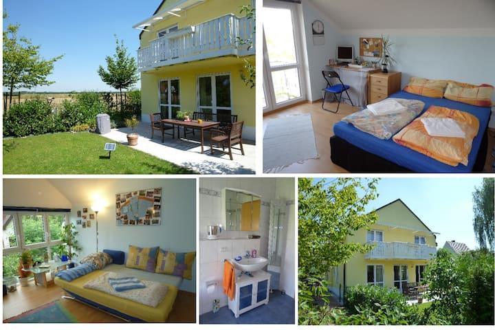 MUNICH OKTOBERFEST:  3 rooms suitable for 6 People