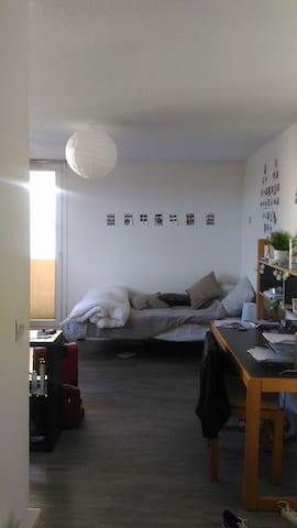 Studio avec Parking - Montpellier - Condo
