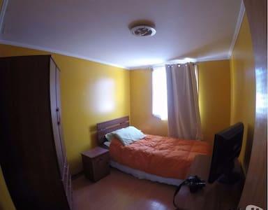 Habitaciones individuales con EXCELENTE ubicación
