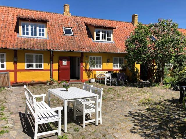 Charmerende Svaneke Gæstehus/Guest House/Gasthaus