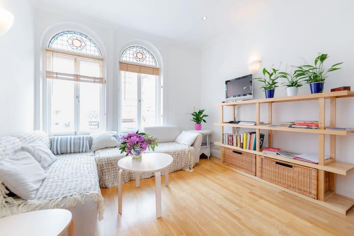 Spacious Central Wimbledon 1 Bedroom Flat - London - Apartemen