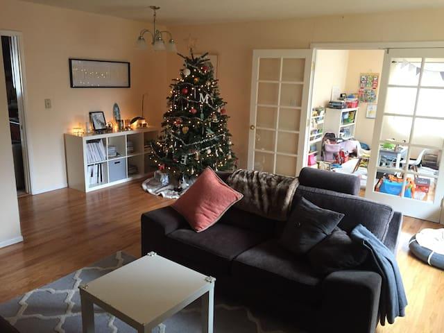 Modern Cupertino family home - Cupertino - Huis