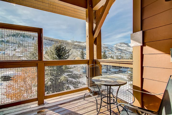 Top level suite in the heart of Old Town Park City