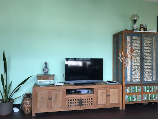 Ethnic Village House , 2 bedrooms with Terrace
