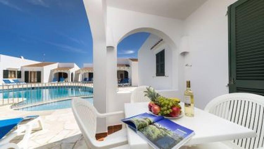 Apartamento En Cala Blanca en zona tranquila - Ciutadella de Menorca - Apartment