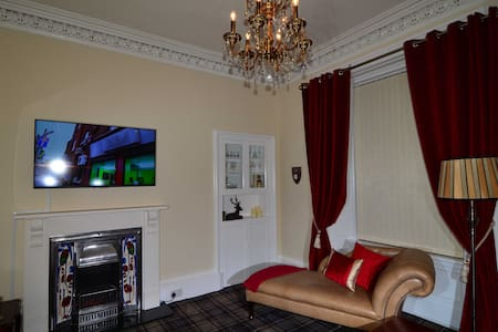 Luxury Victorian House, step back in time! - Girvan - Haus