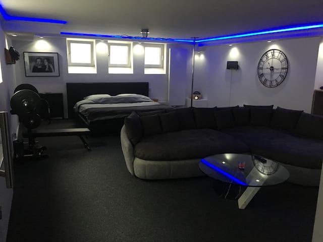 Moderne Wohnung im Loft Stil Modern Apartment