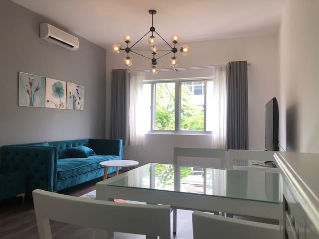 Thao Luxstay - 2 Bedrooms, 1 Bathrooms District 7