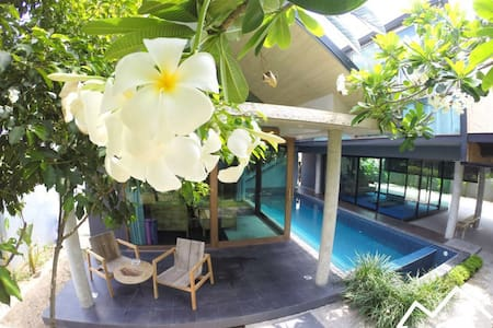 設計型独立屋三套房   鉄人精品民宿整套 - Chiang Mai