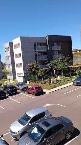 Apto Vittace Clube Ponta Grossa