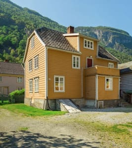 Charming town house in Lærdal