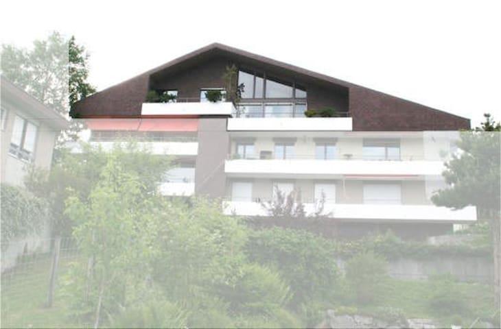 Bienne/Macolin Kapellenweg 4 - Leubringen - Appartement
