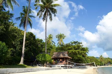Coco Garden Resort, Bungalow A/C - Double Bed