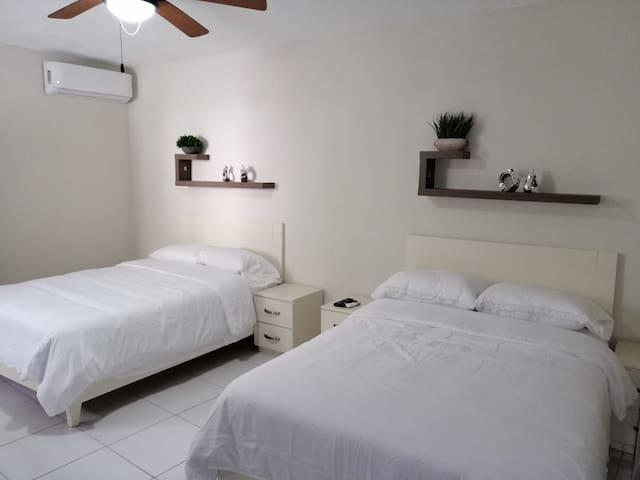 Habitación Privada Centro Monterrey,Fundidora C14