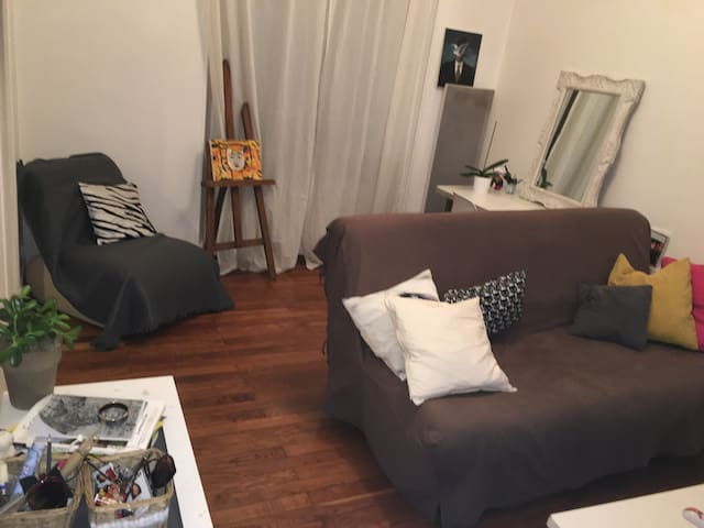 Petit appartement cosy - Grenoble - Apartment