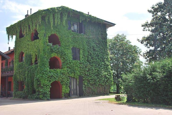 Villa Belvedere per 7 persone nel Monferrato