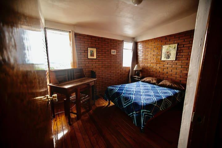 Cuarto principal/ Main bedroom / Chambre principale