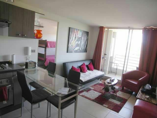 Cómodo departamento para descansar - Mirasol - Apartamento