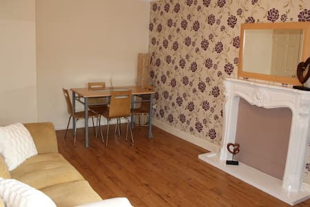 Boswell Apartment - Balcony with 2 Bedrooms - Doncaster