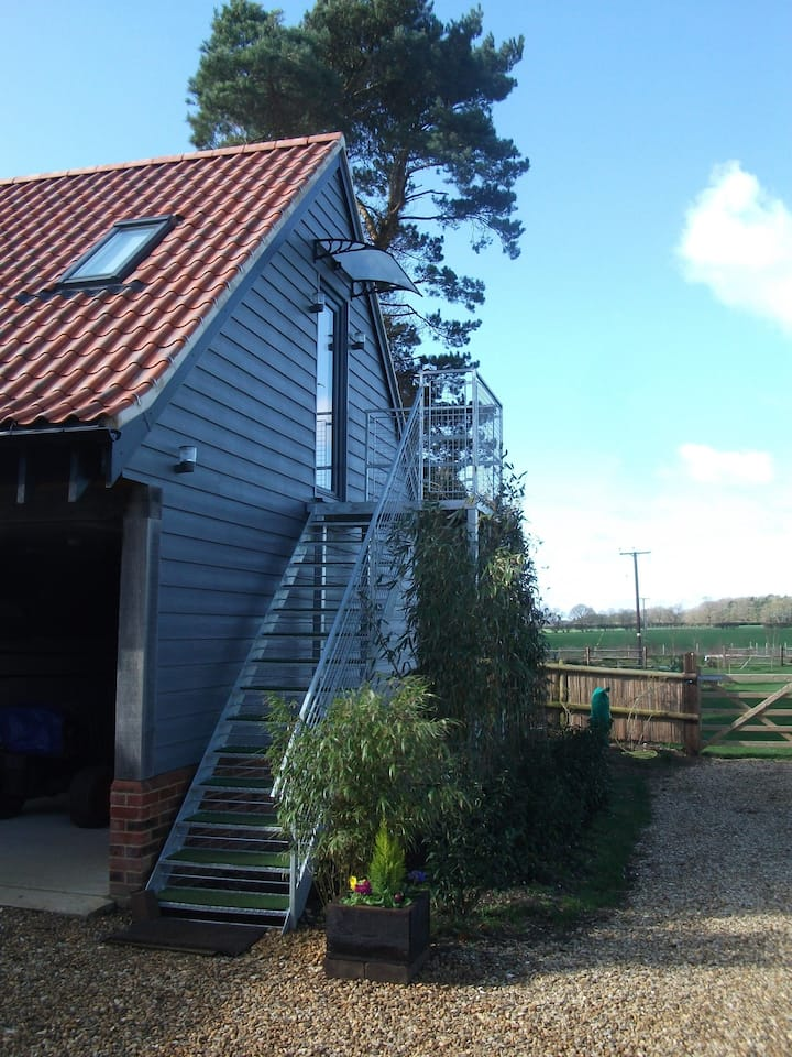Field View Studio Tatterford,5 miles from Fakenham
