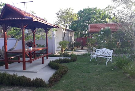Casa Ana y Giraldo El Carpintero