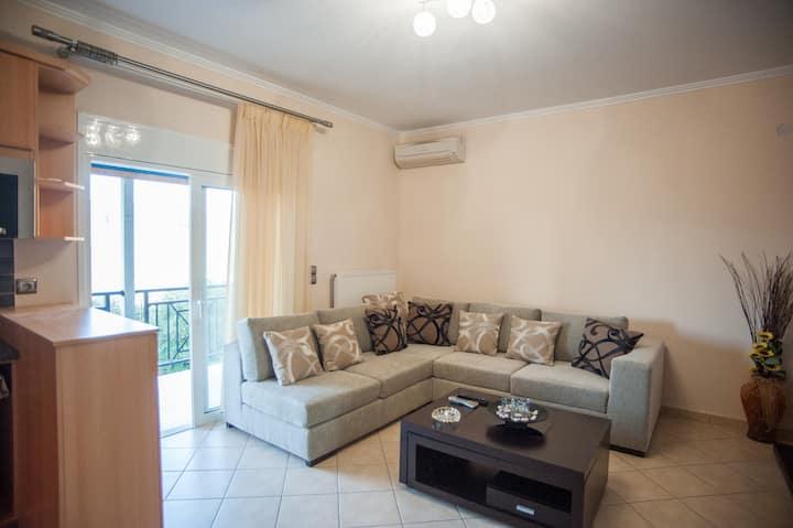 Kefallinia Mountain View Third Floor Apartment Apartments For