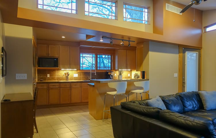 One of a Kind Modern Edwardsville Home