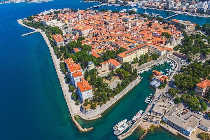 APARTMANT  SAN MARINO - Makarska - Croatia