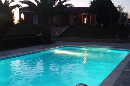 Luxury Villa-Nauplio-Argolis-Greece - Willa