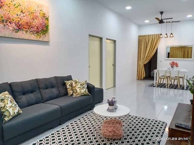 ZARA Homestay di Jerantut, Pahang
