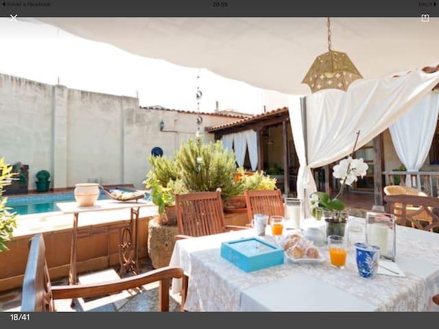 Casa con encanto La Almazara 1 - Coria - House