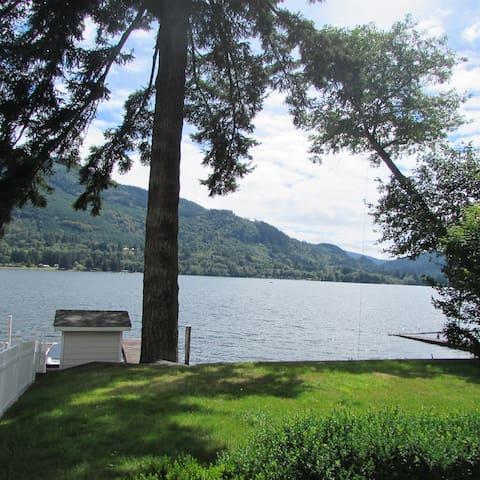 Lakefront Vacation Haven - Lake Samish - Bellingham - Condominio