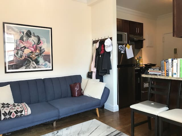 Cozy East Village Apt - Great Eats and Nightlife!