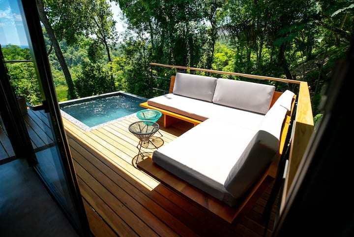 The Green House-Mint–Luxury, Ocean View, Nature