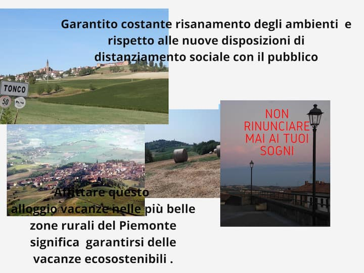 LE GINESTRE - Tonco Monferrato (AT)
