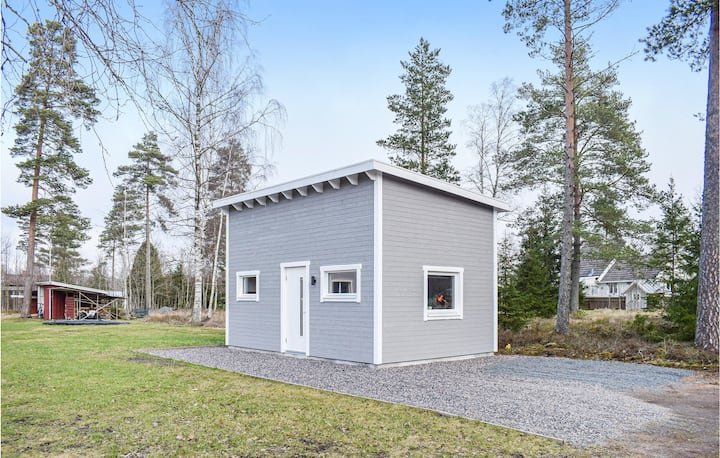Stunning home in Jönköping with WiFi and 1 Bedrooms