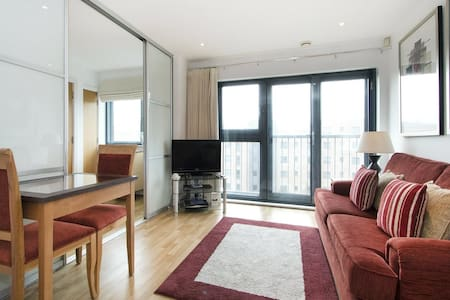 Modern flat for 1-3 people in Stratford - Londres - Departamento