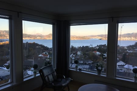 Private room for rent in shared house - Bergen