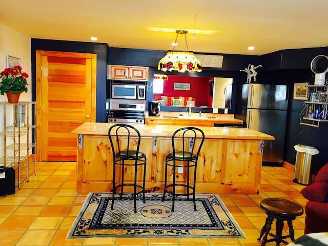 Deluxe studio apartment - Gunnison - Apartament