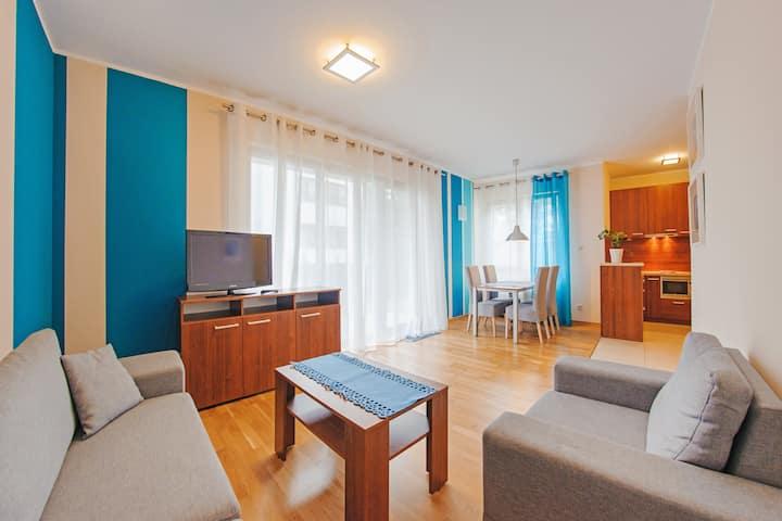 Cztery Pory Roku Apartament 3 dla 4 osób