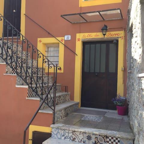 Caratteristica casa nel cuore della Lunigiana - Metti - House