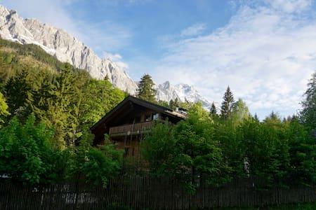 Luxus Ferienhaus Chalet S 5 Sterne - Grainau